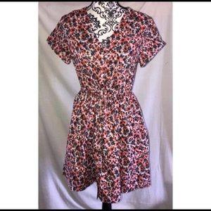 Button down front Dress
